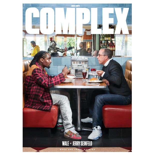 Wale and Jerry Seinfeld Interview (2014 Cover Story) | Complex
