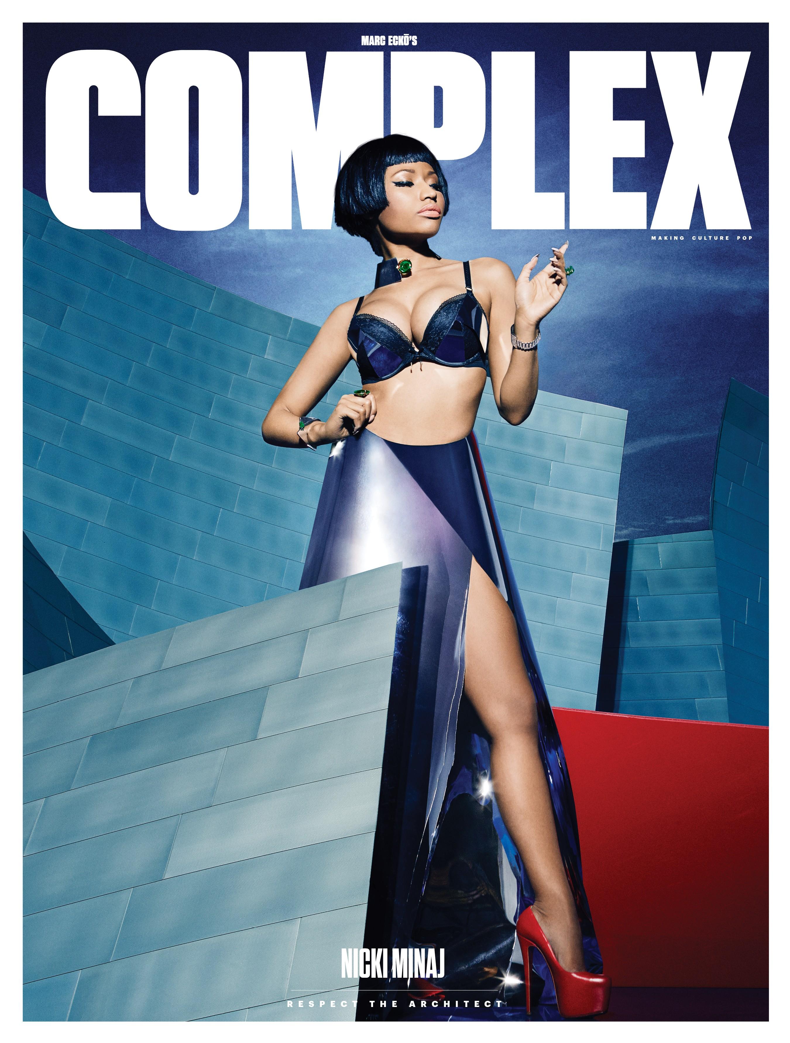 Nicki Minaj Talks Fear Of Losing Privacy And Keeping Drake