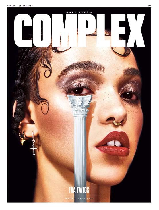 FKA Twigs Interview (2015 Cover Story)