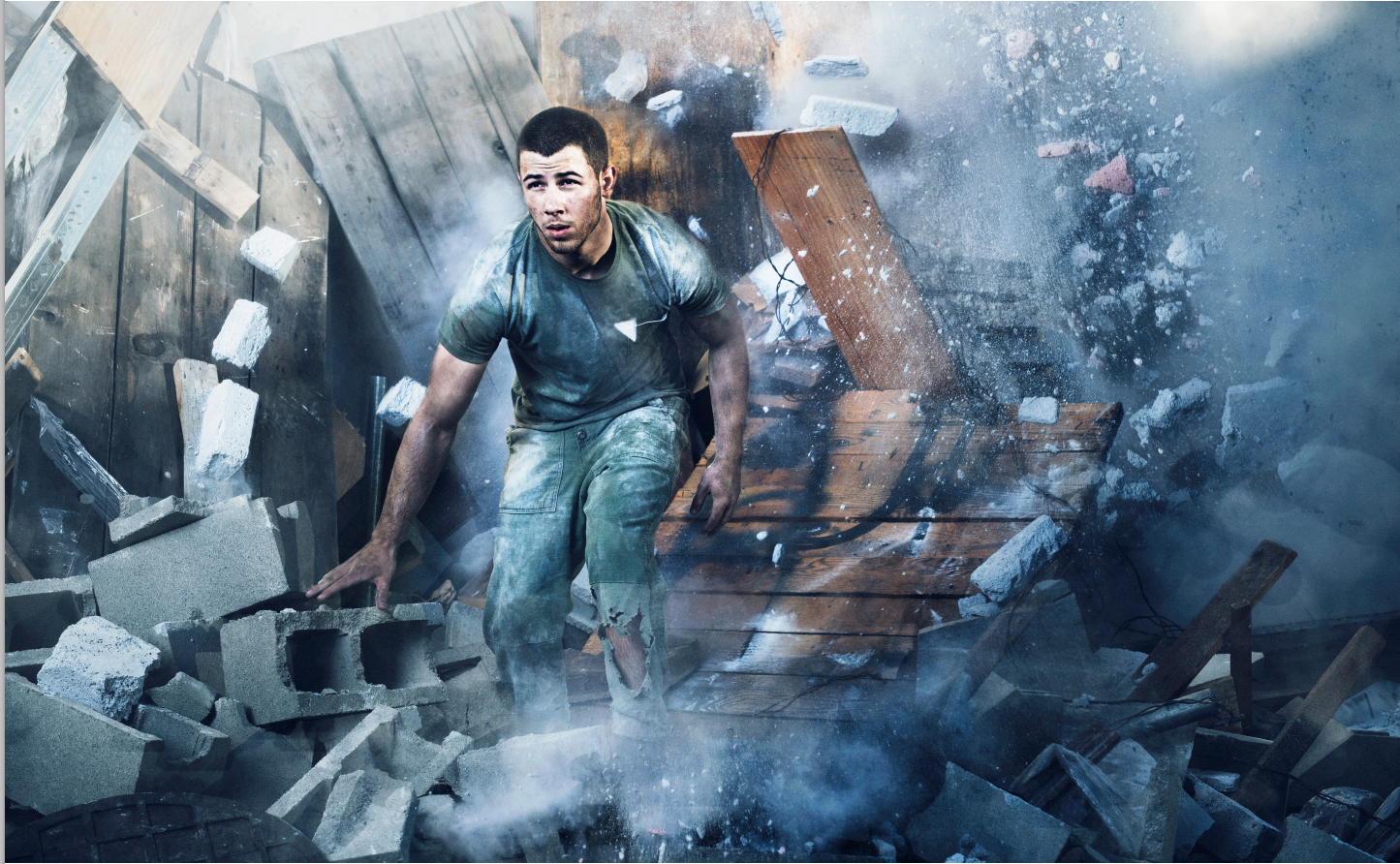 Nick Jonas Ditches His Bodyguard Drinks Tequila And Talks What39s Your Favorite Childhood Videogame Games Turtle Rock Pressures