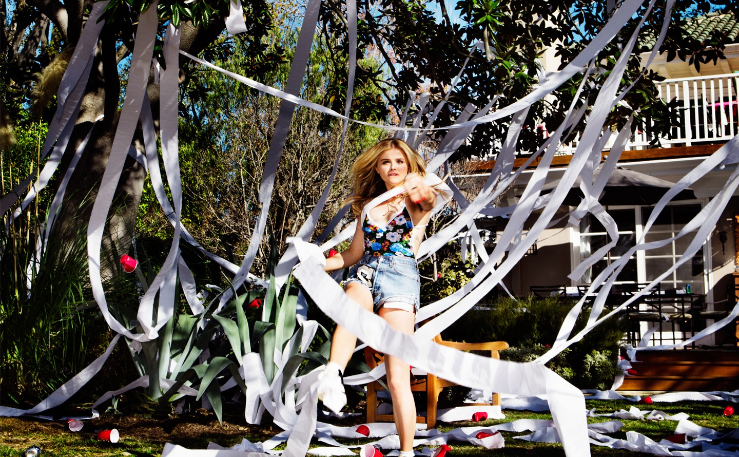 Chloë Grace Moretz Interview: Catch Me If You Can (2016 Cover Story) news