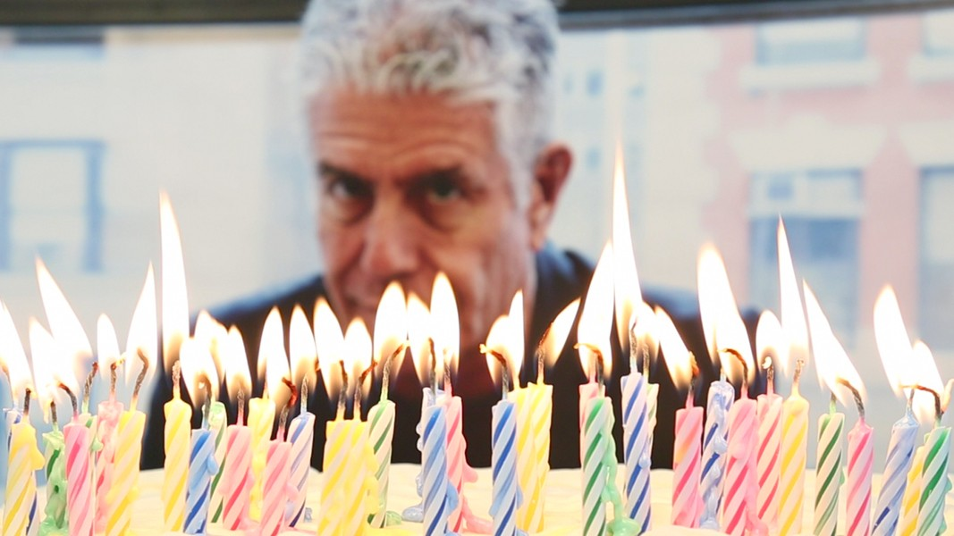 Anthony Bourdain Turns 60, An Exclusive Interview